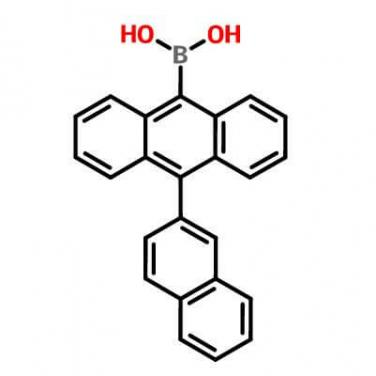 10-(2-Naphthyl)anthracene-9-boronic acid,597554-03-5,C24H17BO2