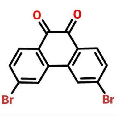 3,6-Dibromo-9,10-phenanthrenequinone,53348-05-3,C14H6Br2O2