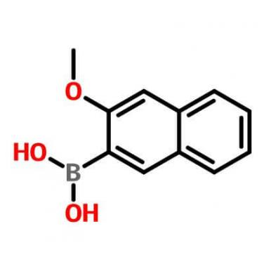 3-Methoxy-2-Naphthylboronic Acid,104115-76-6,​C11H11BO3​