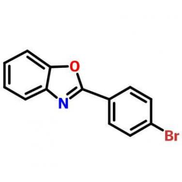 2-(4-Bromophenyl)benzoxazole,3164-13-4,C13H8BrNO?