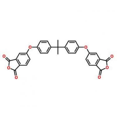 4,4'-(4,4'- Isopropy- lidenediphenoxy ) bis( phthalic anhydride)_ 38103-06-9_ C31H20O8