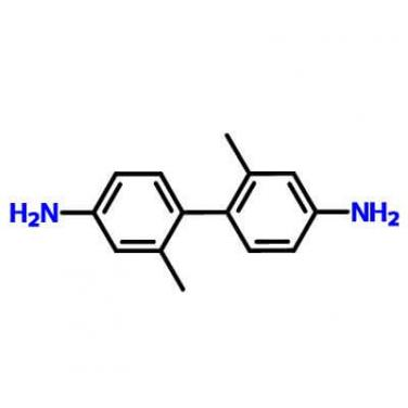 2,2'-Dimethyl [1,1'- biphenyl]-4,4'- diamine_ 84-67-3_ C14H16N2