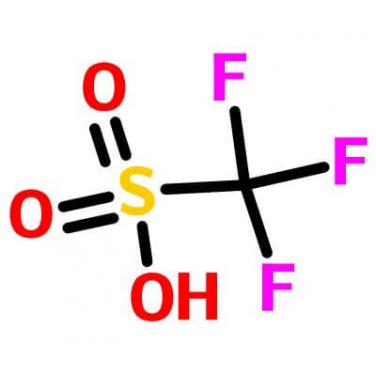 Trifluorome- thanesulfonic acid ,  1493-13-6 , CHF3O3S