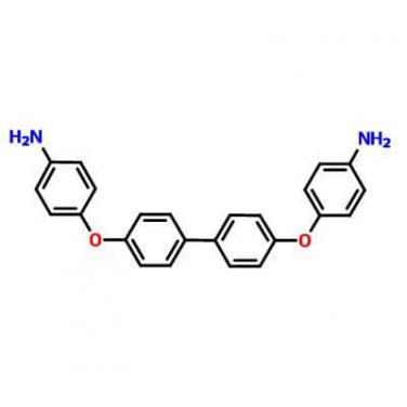 4,4'-Bis(4-aminophenoxy) biphenyl ( BAPB)_ 13080-85-8_ C24H20N2O2