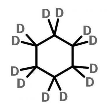 Cyclohexane-d12 , 1735-17-7 , C6D12
