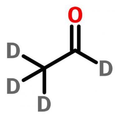 1,2,2,2- tetradeuterioethanone , 1632-89-9 , C2D4O