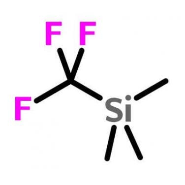 (Trifluoromethyl)trimethylsilane_81290-20-2_C4H9F3Si