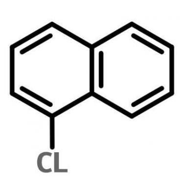 1-Chloronaphthalene_90-13-1_C10H7Cl