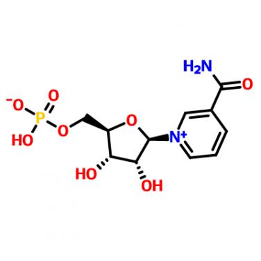 ? β-Nicotinamide mononucleotide?_1094-61-7_C11H15N2O8P