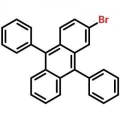 2-Bromo-9, 10-diphenylanthracene[201731-79-5]