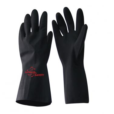 Neoprene Full Coated With Diamond Palm Gloves US11209