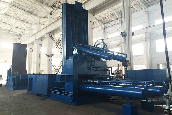 Big Car Baler