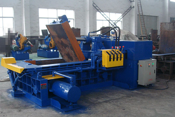 Metal Baling Press