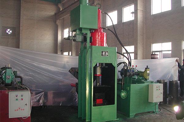 Manual Briquetting Press