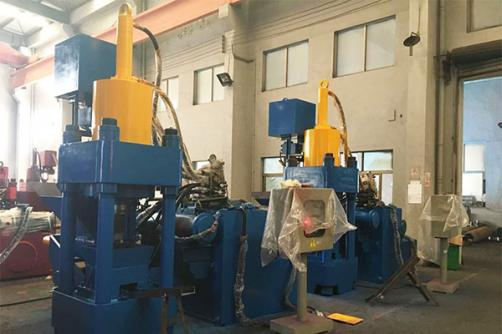 Briquetting Press SBJ-500