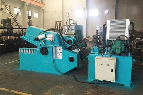 Alligator Shear FJD-250