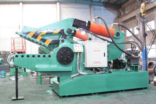 Alligator Shear Q08-160A