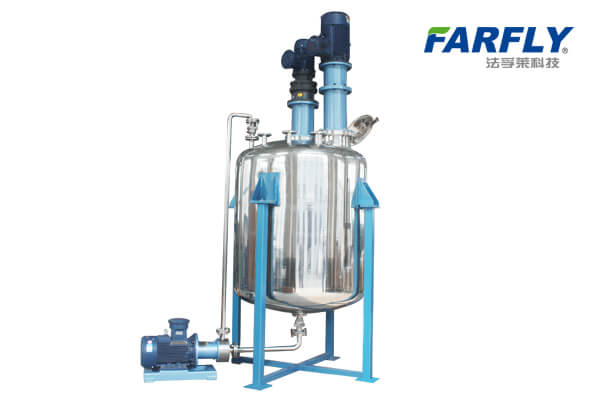 EW水乳劑生產線