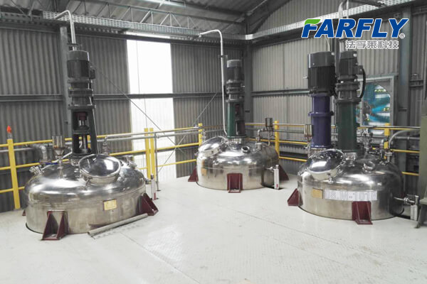 SC懸浮劑生產線