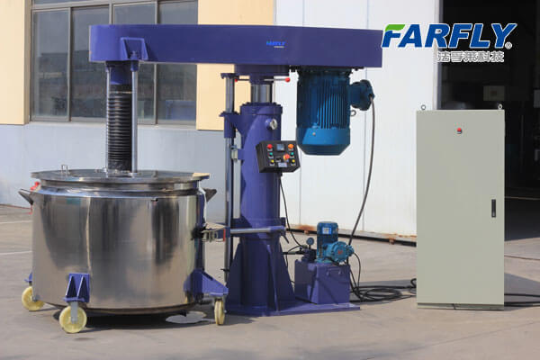 FDG Dispersing machine