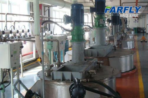 FCT5000 Coating complete equipment