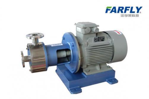 FSW1管線式高剪切分散乳化機