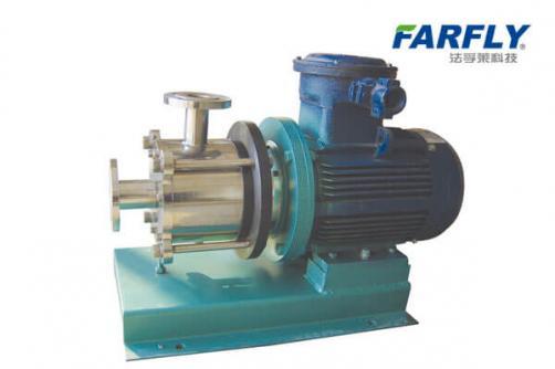 FTW可調整間隙管線式高剪切乳化機