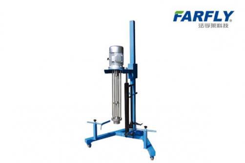 FSQ氣動升降高剪切分散乳化機