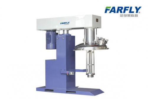 FSY液壓升降高剪切分散乳化機