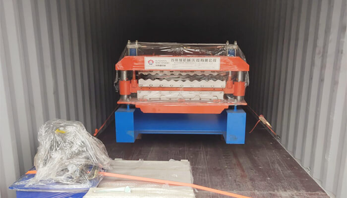 Double Layer Machine Ship To South Africa