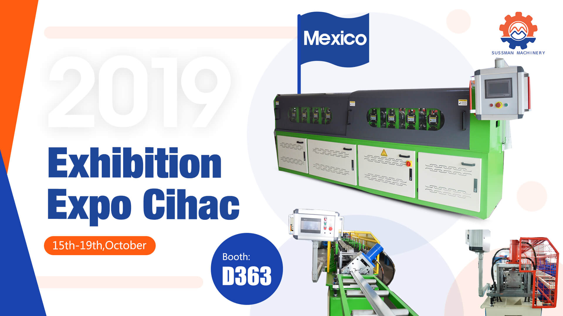 EXPO CIHAC MEXICO
