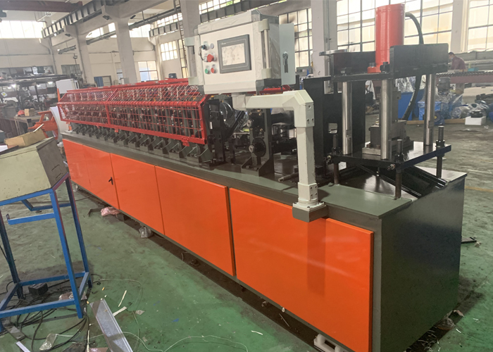Drywall Roll Forming Machine Ship To Romania