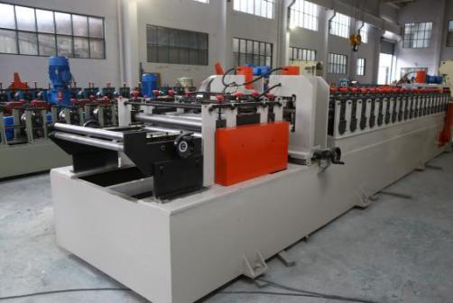 Racking Shelf Box Roll Forming Machine