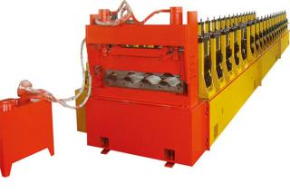 Metal Sheet Steel Container Board Roll Forming Machine