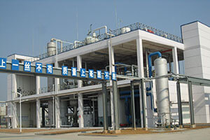 2x60,000 TPA Formaldehyde Plant Of Changzhou Joel Plastics Co., Ltd.