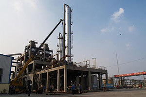 20000 Tpa Gas Process Hexamine Plant Of Shandong Tuobo Chemical Co., Ltd