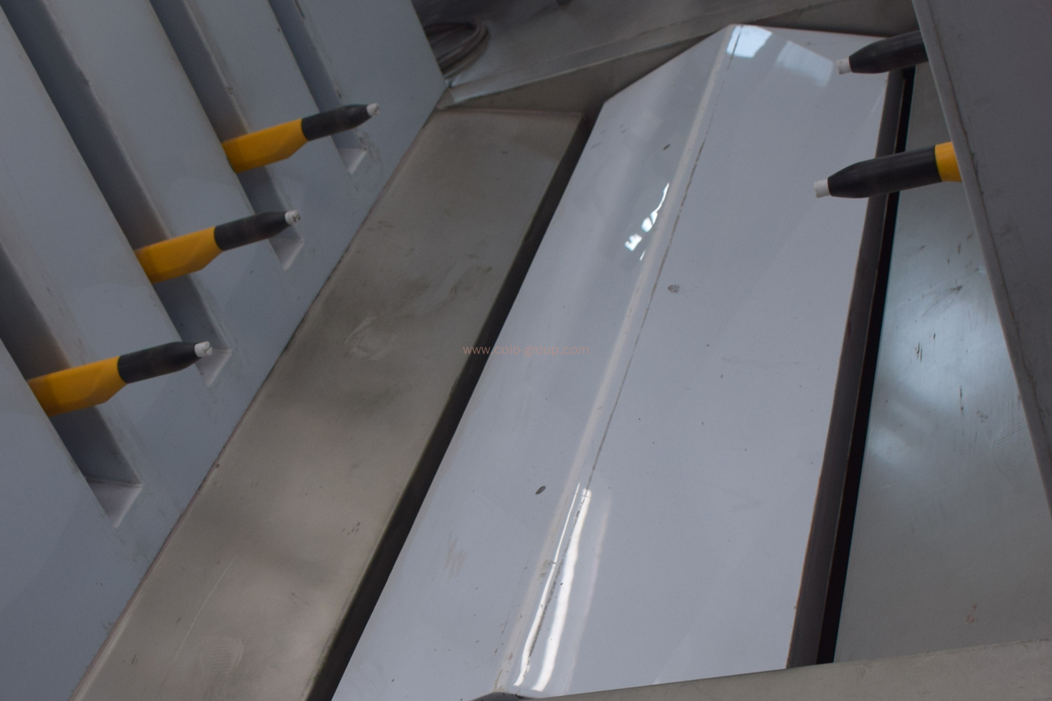 Plastic Powder Coating Spray Booth for Sale - Buy Automatic