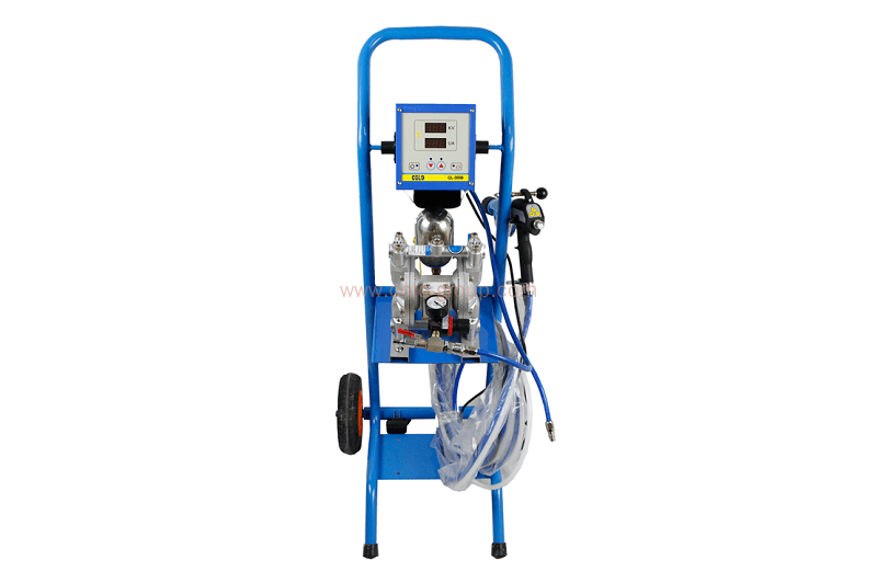 Electrostatic Liquid Paint Spray Gun