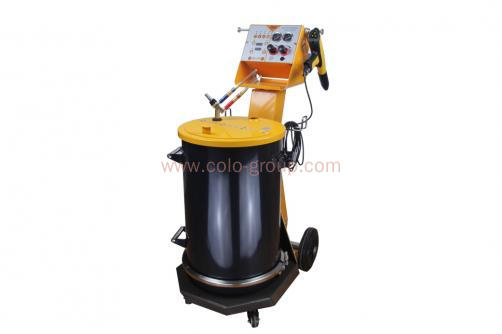 COLO-800D Hot Sale Manual Powder Coating Machine