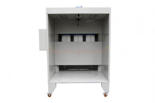 COLO-1517 Manual Powder Coating Booth