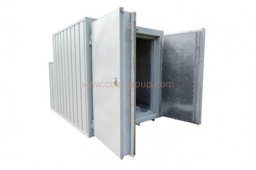 300℃/500℃ High Temperature Industrial Curing Oven