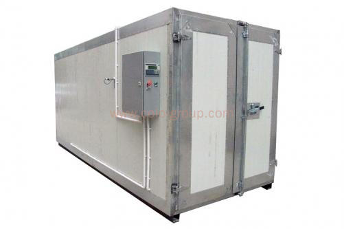 COLO-1732 Electric Powder Coating Batch Oven (width1.65*depth3.2*height7m)