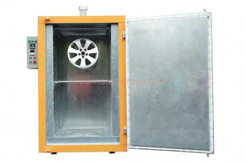 COLO-1688 Small Powder Coating Oven (width1*depth0.845*height1.6m)
