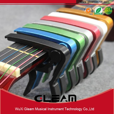Firmly Fitted Metal Guitar Capo