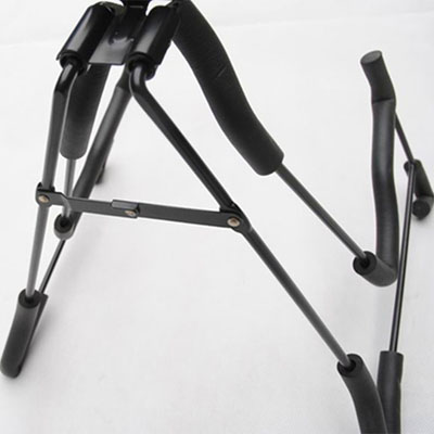 Iron Wire Guitar Stand