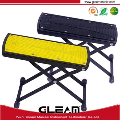 Gleam Guitar Footrest Footstand