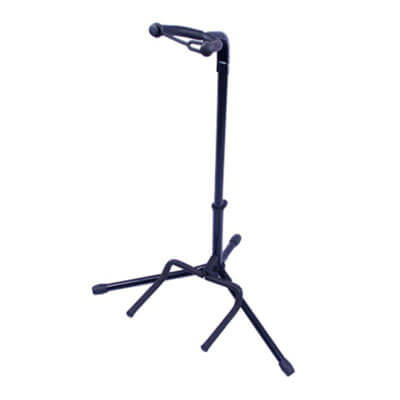 Single Folding Head Guitar Stand