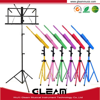 Colourful Portable Folding Music Stand