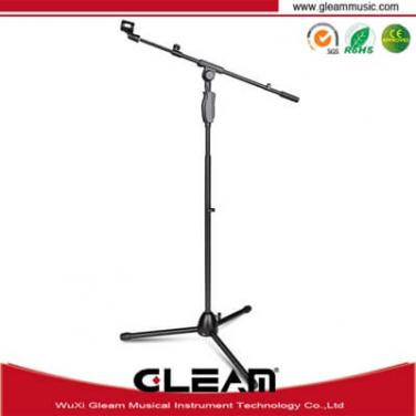 Single Hand Autolock Microphone Stand