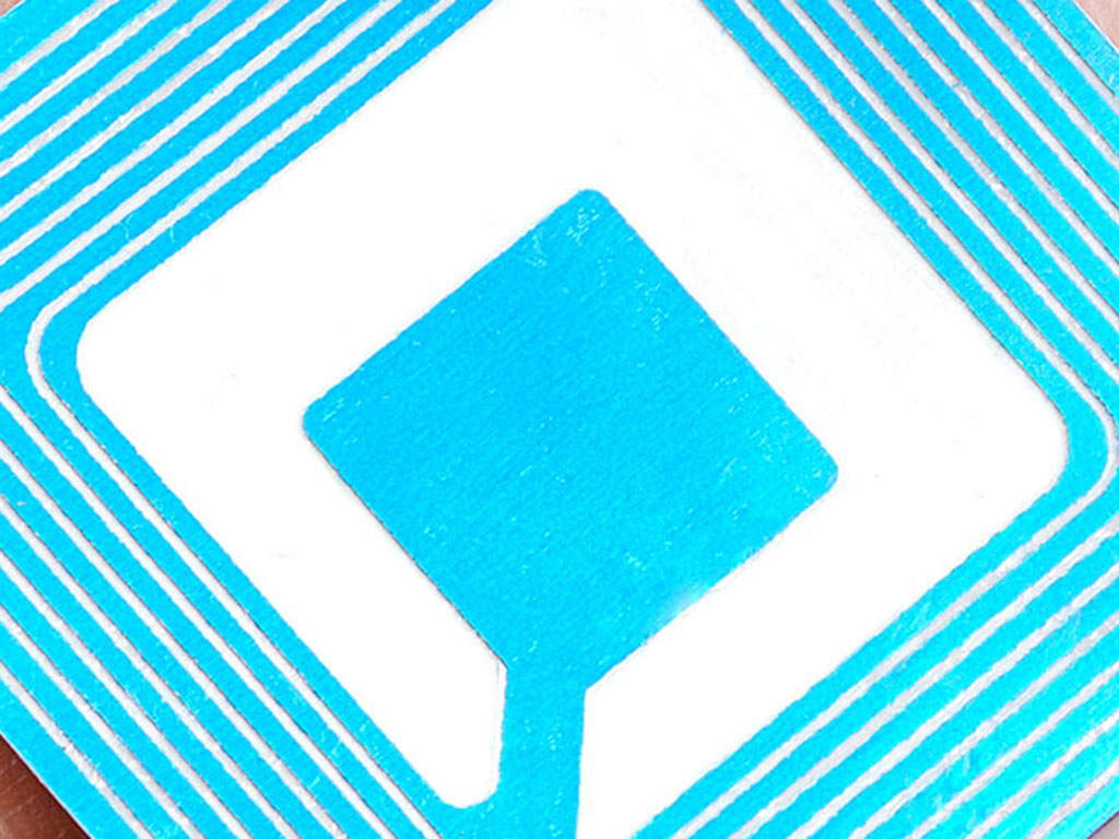RFID Library Labels